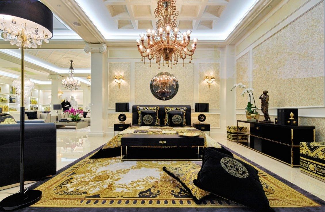 Versace home - Home interior furniture design ...