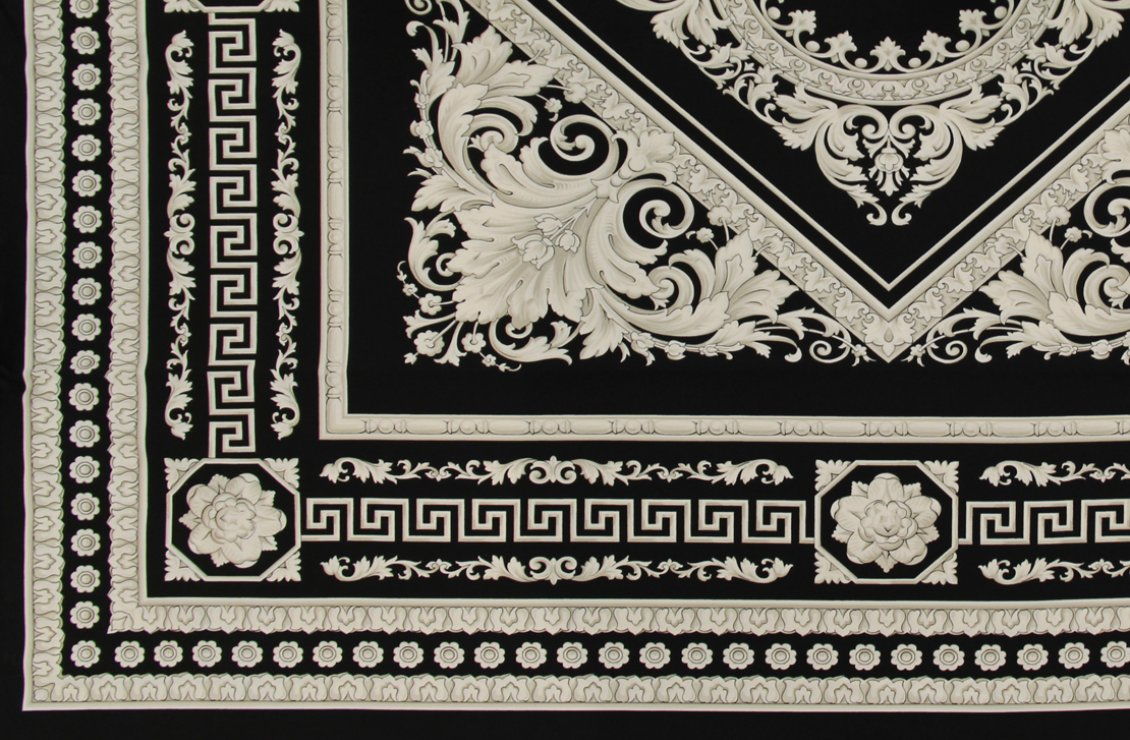 Carre Fabric Panel Versace Home Australia