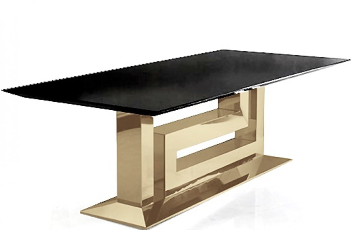 greca grand dining table versace home australia