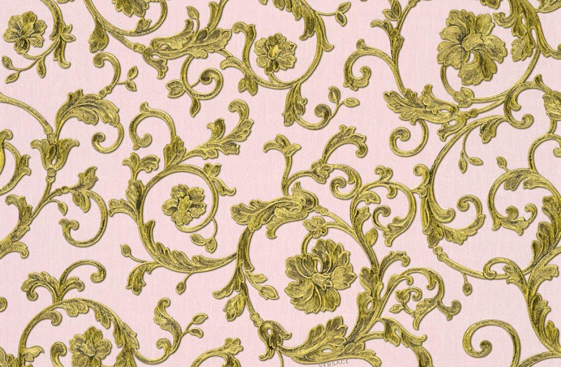 Butterfly Barocco Wallpaper Versace Home Australia