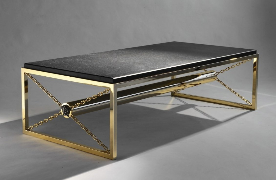 Duyal Coffee Table Versace Home Australia