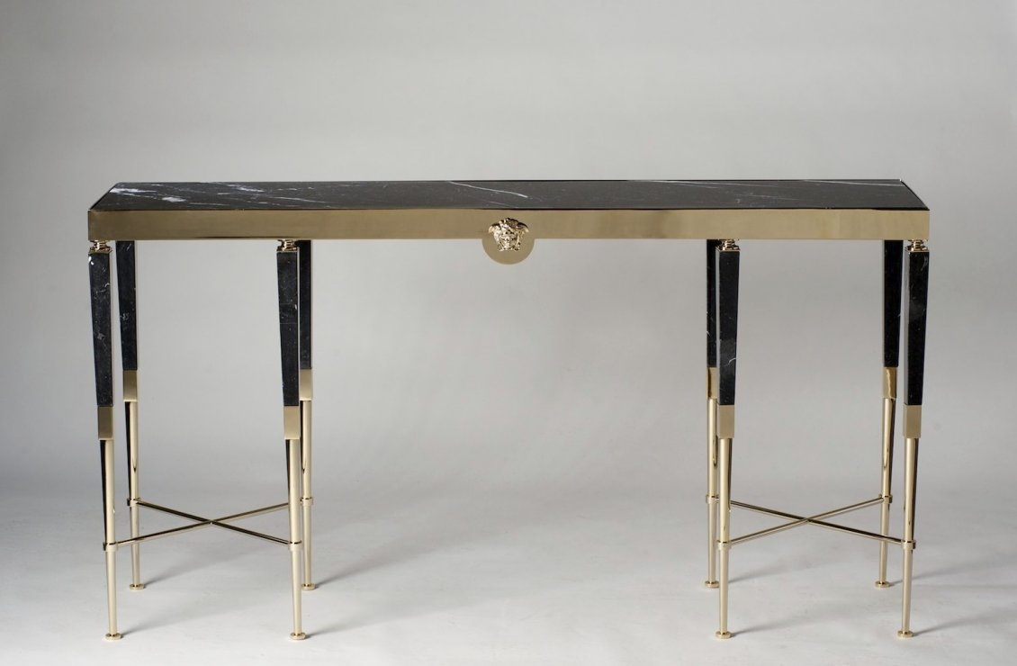 Argo console versace home australia for Table versace