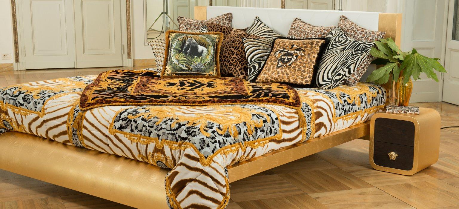 Menu Versace home furniture uk