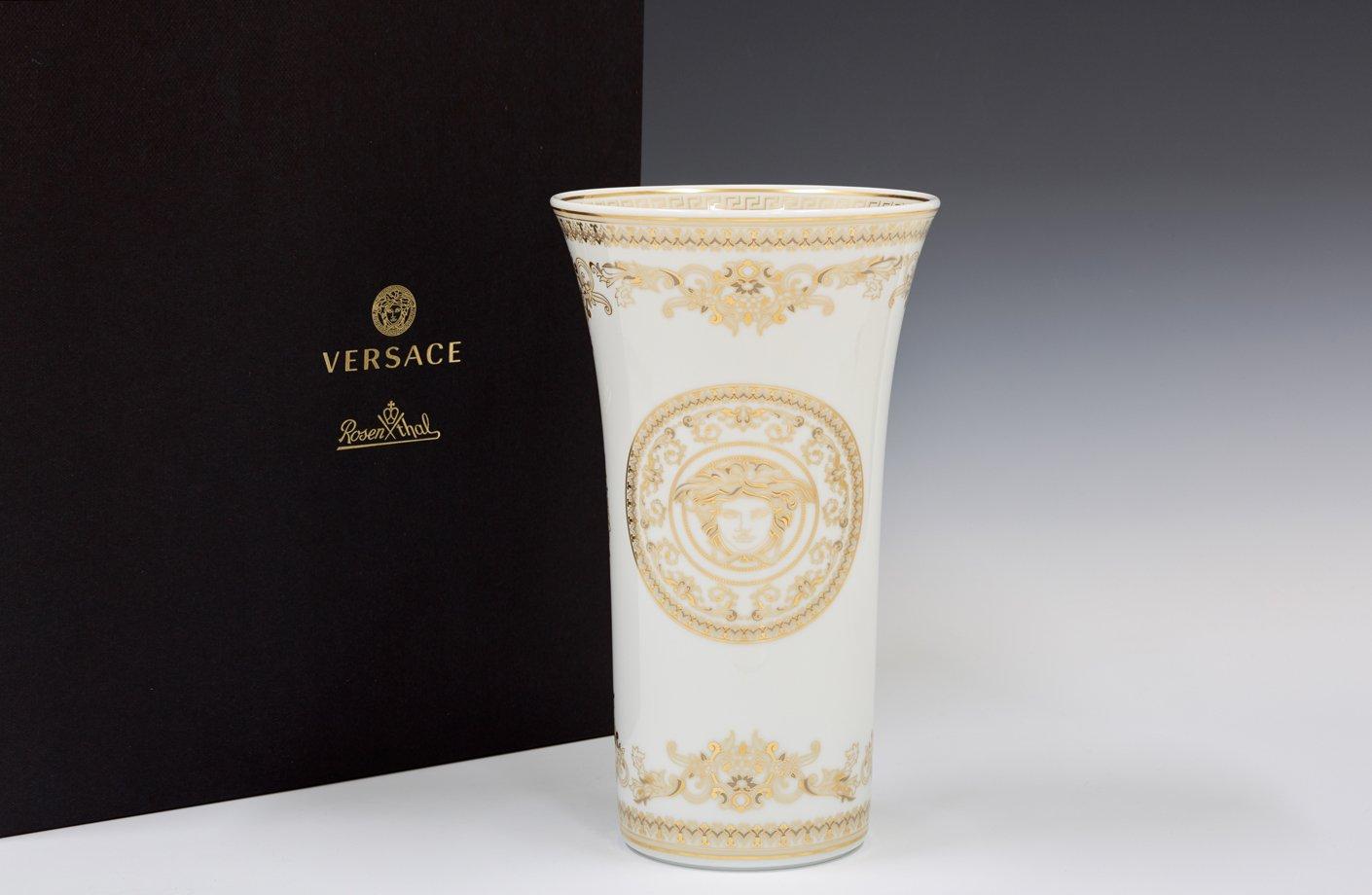 Medusa Gala Vase 26 Cm Versace Home Australia